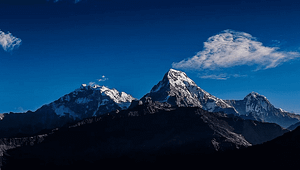 Trekking guide to Annapurna Mountain