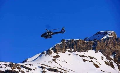 Muktinath Helicopter Tour