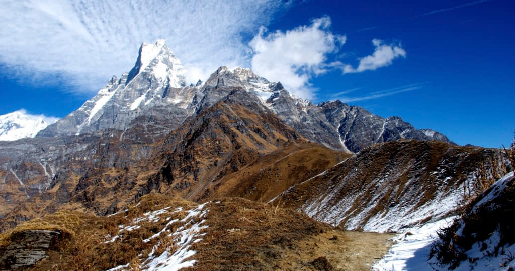 Complete guide to Mardi Himal Trek Weather, Temperature for 2020
