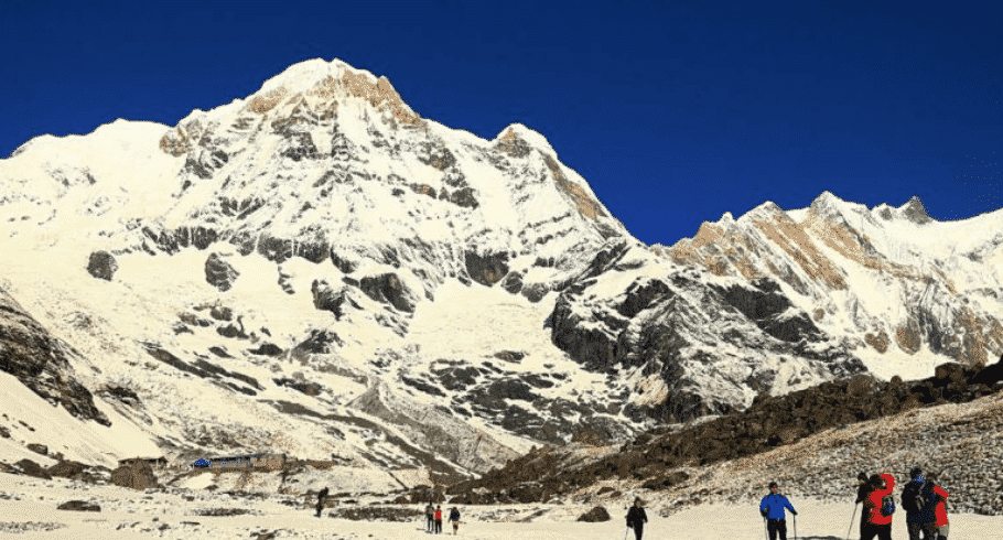 Annapurna Base Camp is also known asAnnapurna Sanctuary