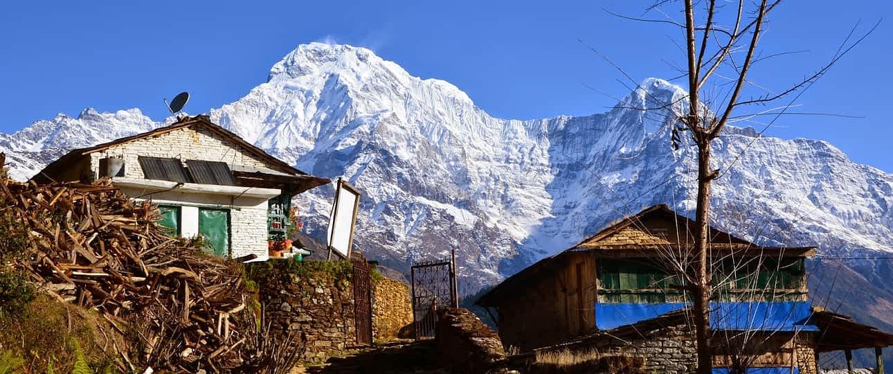 4 Days Ghorepani Poon Hill Trek