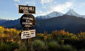 Gorepani Poon Hill Trek Difficulty