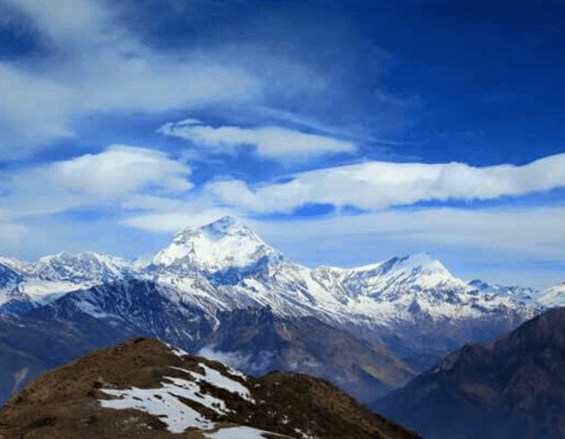 Khopra Danda Trek